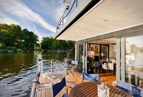 Family-Friendy Houseboats