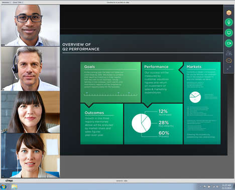 Intuitive Teleconference Services
