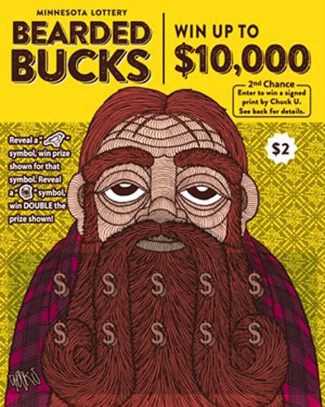 Beard-Branded Lottery Tickets