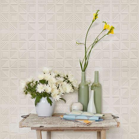 Multidimensional Wall Tiles