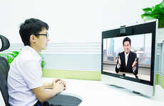 Connected Conference Gadgets - Huawei's DP300 Desktop Presence System is Ideal for Video Calls