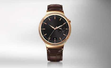 Connected Feminine Smartwatches