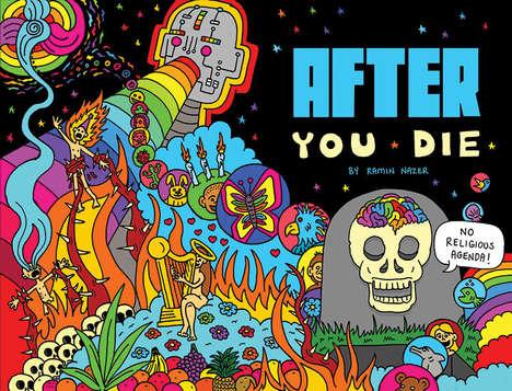 Colorful Post-Mortem Illustrations
