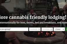 Cannabis-Friendly Accommodations - Website Bud and Breakfast Helps You Find 420-Approving Hotels