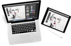 Digital Art Pencils - The Astropad Apple Pencil Lets Creatives Draw on Tech Surfaces