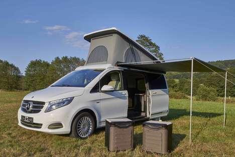 Modular Camping Vans