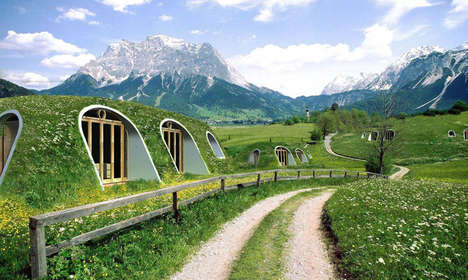 Personalized Hobbit Homes