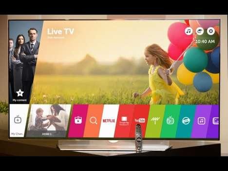 Smart TV OS Updates
