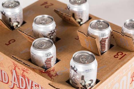 Boozy Beer Calendars
