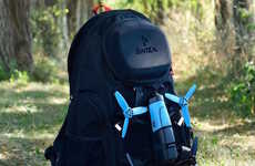 Robot-Carrying Knapsacks - The 'SWIZA Maverick' Drone Protective Bag Enables Safe Transport