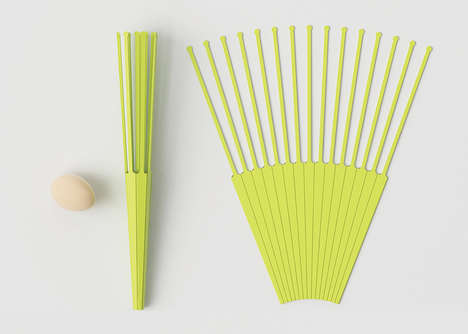 Furlable Cooking Utensils