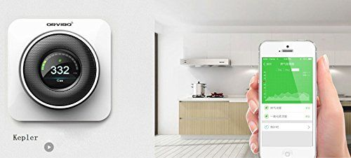 The Smart Home Gas Detector by ORVIBO