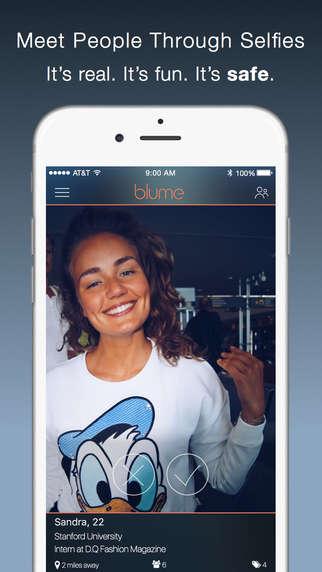 Selfie-Based Dating Apps