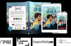 Ethical Coding Stories - Detective Dot are STEM-Based Books for Socially Conscious Young People