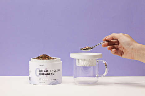 Conceptual Tea Packaging