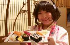 Female-Run Sushi Restaurants - This Tokyo Restaurant is Staffed Solely by Female Chefs