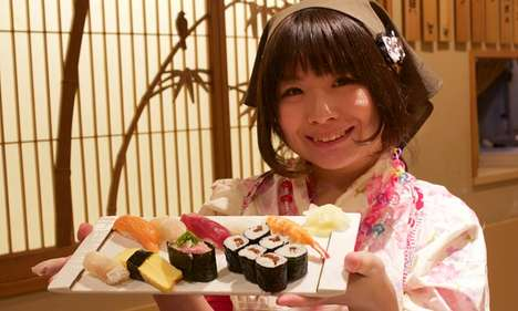 Female-Run Sushi Restaurants