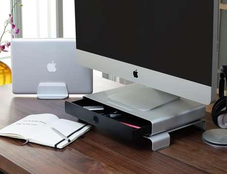 Desktop Display Drawers