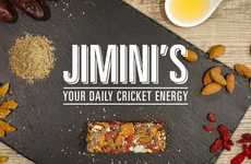 Cricket-Based Energy Bars - These Handmade Protein Bars are Made from Cricket Flour