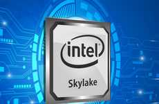 Low-Power Processors - The New Intel Broadwell and Skylake Processors are Unveiled Prior to CES 2016