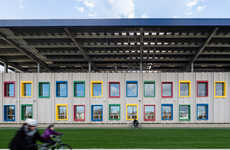 Net-Zero Energy Schools - This New York City School Produces as Much Electricity as It Uses