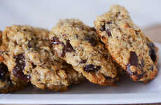 Chocolate Chip Quinoa Cookies - The Quinoa Gives a Slightly Healthy Twist to a Classic Cookie
