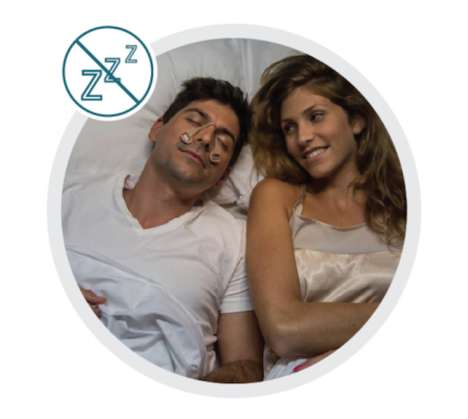 Silencing Snore Patches