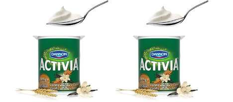 Hybrid Cereal Yogurts - Activia's Fiber Vanilla Yogurt Flavor Comes with Mixed Muesli