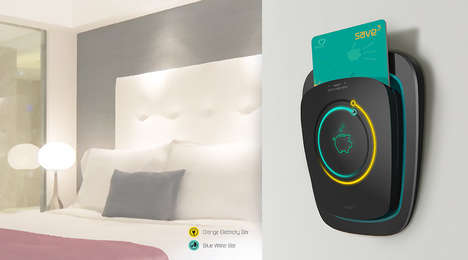 Conservation-Encouraging Hotel Meters