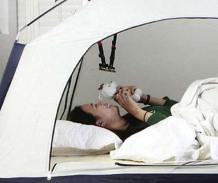 Indoor Tech Tents