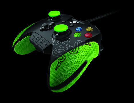 Expanded Game Controllers