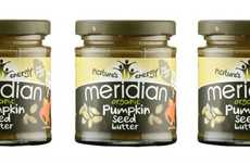 Organic Pumpkin Spreads - This Pumpkin Seed Butter Serves as a Vegan-Friendly Sandwich Spread