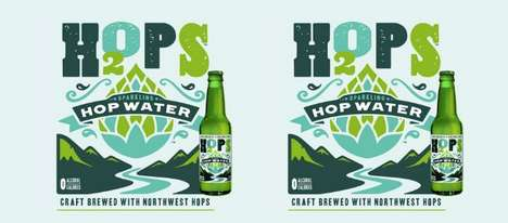 Hop-Infused Waters