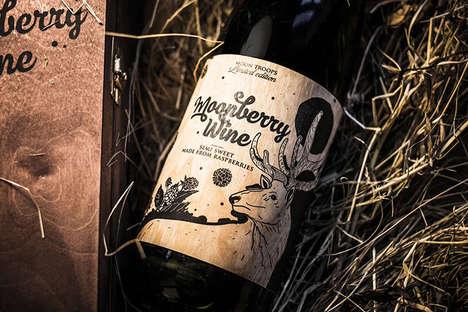 Handmade Wine Packaging