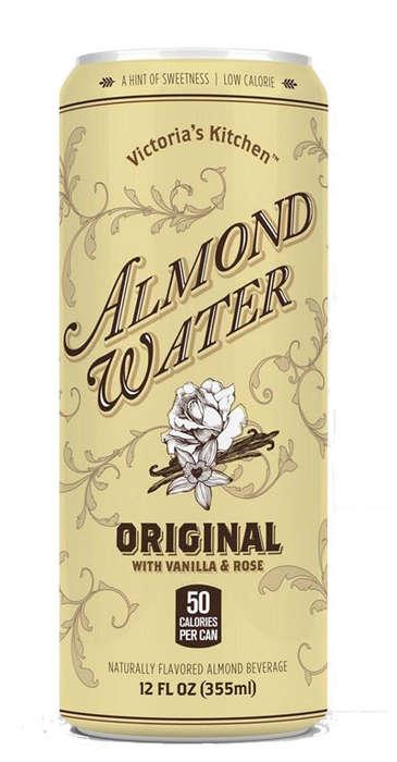 Refreshing Almond Water Beverages