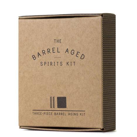 Barrel-Aged Spirits Kits