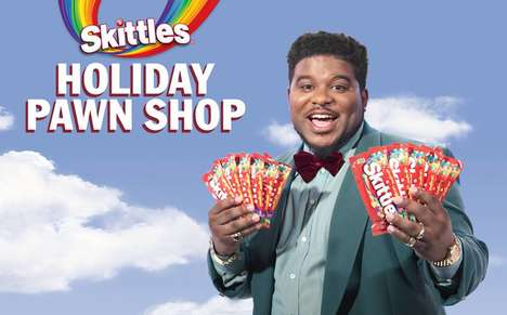 Holiday Candy Pawnshop Pop-Ups