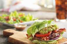 Fast Food Lettuce Burgers - Red Robin Will Sell the 'Wedgie Burger,' A Patty Inside Lettuce