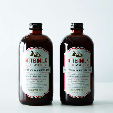 Southern-Inspired Cocktail Syrups
