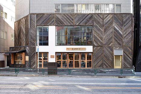 Rustic Americana Concept Stores