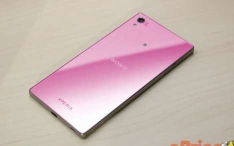 Romantic Pink Smartphones