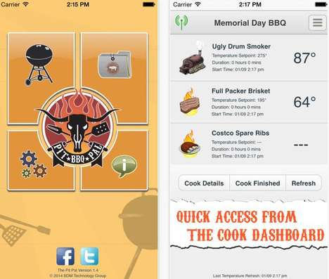 All-Inclusive BBQ Apps