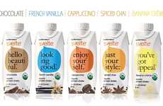 Soy Protein Shakes - CalNaturale's Svelte Shakes are Made with Plant-Based Protein