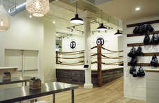 Boutique Boxing Gyms - 'Shadowbox' in New York City Boasts a Rustic and Upscale Aesthetic
