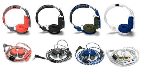 Stylish Activewear Headphones