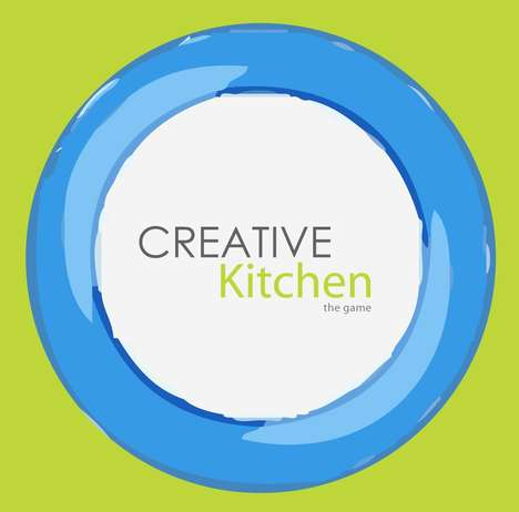 Educational Culinary Board Games - The Creative Kitchen Game is Based on Mystery Box Cooking Comps
