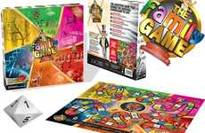 Family-Building Games - 'The Family Game' Encourages Low-Tech Bonding and Communication
