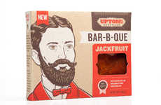 Fruit-Based Meat Substitutes - Upton's Naturals Uses Jackfruit as a Plant-Based Alternative to Meat