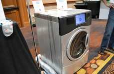 Clothing Washer-Dryers - At CES 2016, Marathon Laundry is Showcasing a Machine That Washes & Dries