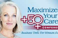 Empty Nester Career Resources - This Career Conference is Designed for Business Women Over 50